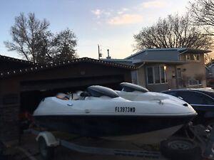 2003 seadoo speedster 240hp jet boat
