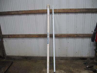 Crain 7.5 Metric Leveling Grade Rod Pole Lr- Std Timber Measuring 90014