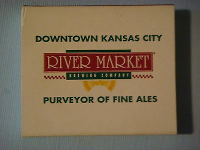 Matches Matchbook <> River Market Brewing Company <> Kansas City, MO <> Closed!