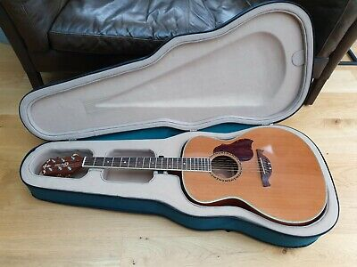 Crafter GA-7 Acoustic Guitar and hard case
