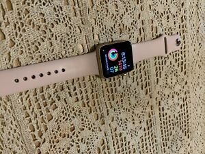 Apple Watch Series 3 GPS Cellular 42mm Excellent Condition