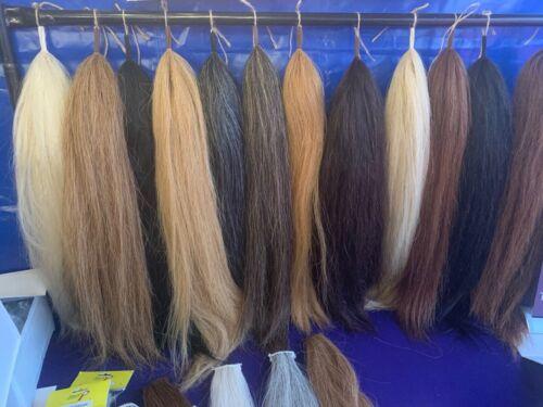 False Horse Tail, Horse Hair Extensions, SHOWPONYPREP®, Various Colours & size
