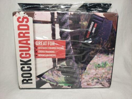Rocktape Rock Guards, Black, Medium
