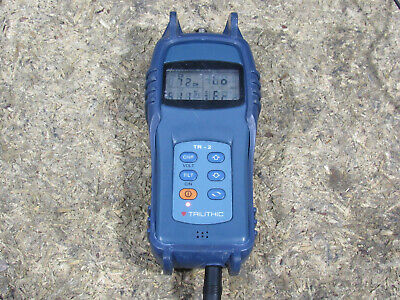 Trilithic Model Tr-2 Cable Signal Level Meter W Battery Tested And Working