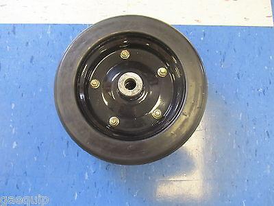 Replacement Finishing Mower Wheel- 10 X 3.25 W 34 Hole Bushhog 87750
