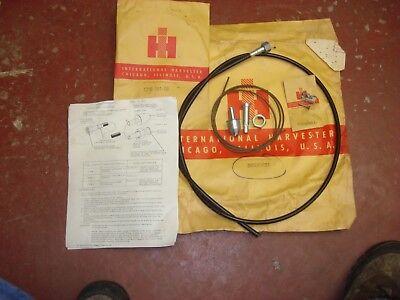 Speedometer - Tachometer Cable Kit - International Harvester Pn 385081c91