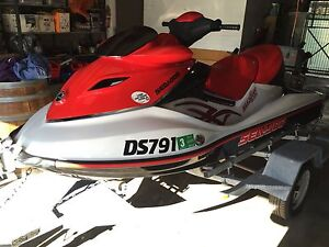 2007 Seadoo Wake 215hp 45 hours Wilson Canning Area Preview