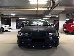 2001 BMW 325ci coupe sale or swap Melbourne CBD Melbourne City Preview