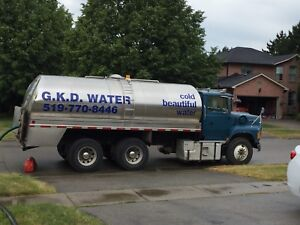 Water Delivery