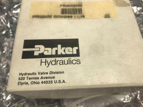 PARKER PR400SMV -20FN PRESSURE REDUCING VALVE