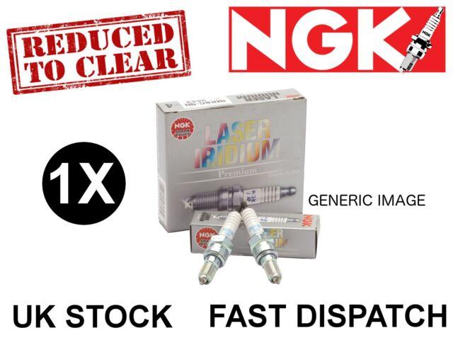 NGK LASER IRIDIUM SPARK PLUG IFR7X7G 91039 *FREE P&P* REDUCED TO CLEAR