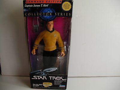 Star Trek Collector Series Capt.James T. Kirk Command Edition 1994 #002492
