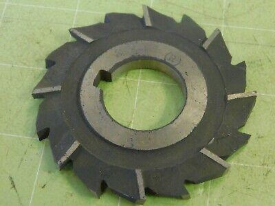 "5 x 3//4 x 1-1//4/"" x 90º HSS Double Angle Milling Cutter"