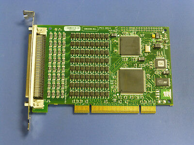 National Instruments Pci-6511 Ni Daq Card 64ch Digital Input