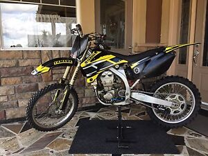 2008 Yamaha YZ450F! SPRING IS COMING!!