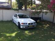 Project, 1997 BMW 318i Sedan, race car, drift car, track car Avoca Beach Gosford Area Preview