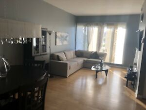 4/12 Condo Near Bois Franc Station with indoor parking
