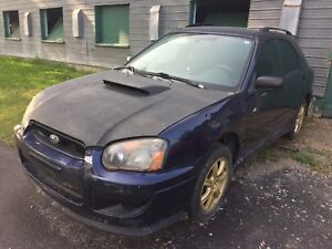 Subaru Impreza Wagon Shell 2005(WRX Fillage)