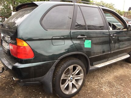BMW X5 E53 3.0 Parts Wrecking Toongabbie Parramatta Area Preview