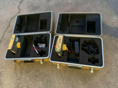 Topcon Hiper Plus + Dual GPS GLONASS GNSS Receiver Kit RTK Base Rover Setup
