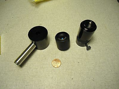 Edmund Optics Lens Lot Of 3