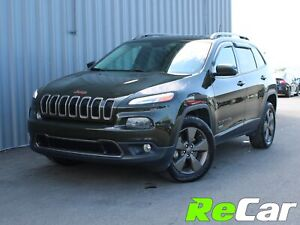2016 Jeep Cherokee North 4X4 | PANORAMIC SUNROOF | HEATED SEATS