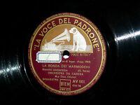 78 Giri La Ronda Dei Marmocchi - Orchestra Da Camera - Passa La Serenata 1943 -  - ebay.it