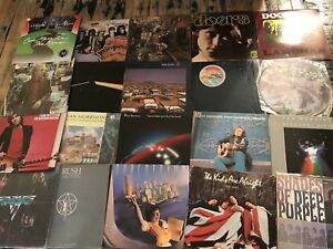 Tonnes of classic rock Pink Floyd Rush Tom Petty Doors
