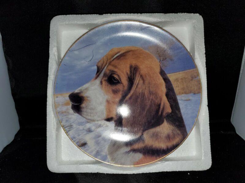 Chesapeake Bay LTD Beagle Collector Plate