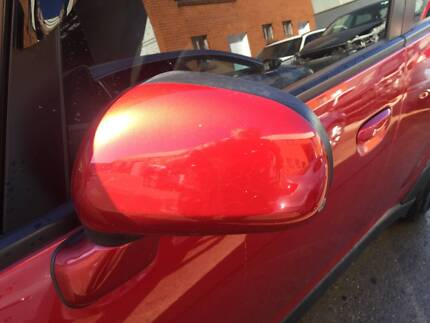 mitsubishi rg colt ralliart 1.5 turbo door mirror,left or right Colyton Penrith Area Preview
