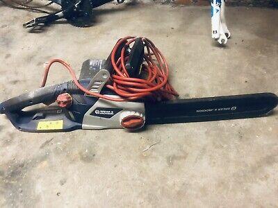 spear jackson chainsaw