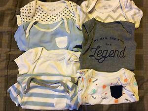 0-3 month baby boy clothes for sale