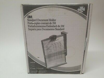 3m Standard Monitor Mount Document Holder Stand Industrial Dh540 New