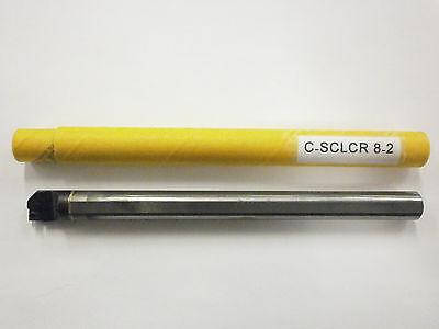 12 Solid Carbide Boring Bar Ccmt 21.5 Carbide Inserts .500 C-sclcr 8-2 696so