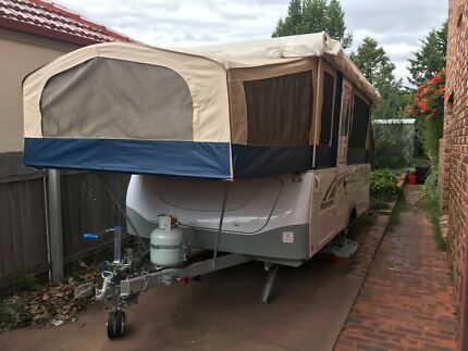 Jayco Flamingo 2010 Palmerston Gungahlin Area Preview