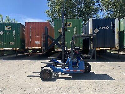 Princeton E2-3rx Piggyback Truck Mounted Forklift Moffett Donkey Diesel