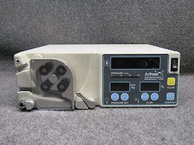 Arthrex Ar-6475 Continuous Wave Iii Arthroscopy Pump Tested