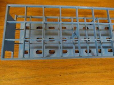 1 Nalgene Test Tube Holder Rack 24 Well 30mm Nice