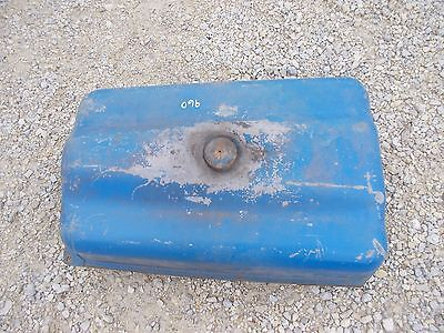 Ford 960 Tractor Good Useable Gas Tank With Cap