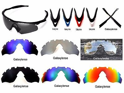 Replacement Lenses For Oakley M2 Frame XL Vented Sunglasses Multi-Selection (Vented Sunglasses)