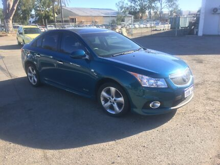 """2012 Holden Cruze SRi V AUTO """"FREE 1 YEAR WARRANTY"""" Welshpool Canning Area Preview"""