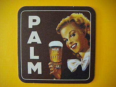 Beer Pub Coaster: PALM Belgian Brewery ~ Hoge Gisting, Belgische Weelde... HORSE