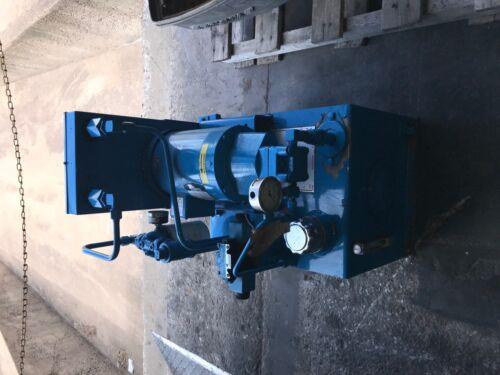 DELTA POWER HYDRAULIC PUMP 1.5HP 60HZ