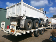12 ton trailer  Bedford Park Mitcham Area Preview