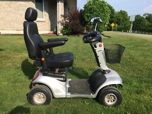 Pathfinder Mobility electric scooter