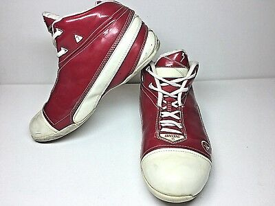 Used, CONVERSE ALL-STAR D-WADE 1.3 MID BASKETBALL SHOES-CHRISTMAS MODEL 1Z290-SIZE 8 for sale  Manhattan