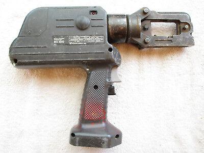 Huskie Robo-crimp Cordless 6-ton Compression Crimper. Rec-458u
