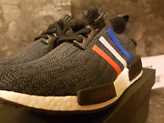 NMD Tri Color Stripes Black US 8 Sydney City Inner Sydney Preview