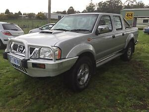 Nissan navara str d22 2.5 turbo diesel 2009 Launceston Launceston Area Preview