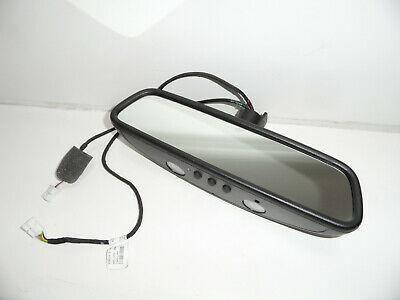 Mercedes GLS GL X166 ML GLE W166 Innenspiegel Rückspiegel Abblendbar 1668100817